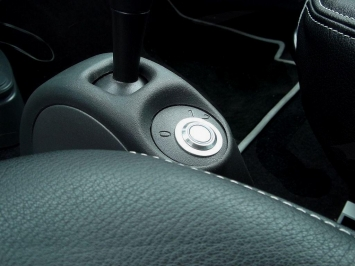 Startknopf Modul Smart fortwo 450, crossblade